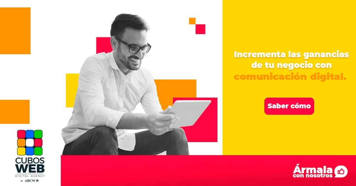 Agencia de Comunicación Digital para tu negocio