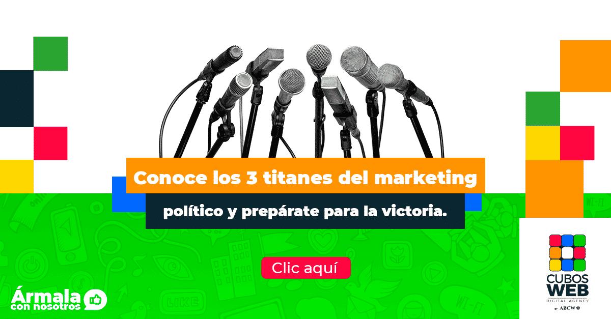 Agencia de marketing político digital mejora tu estrategia